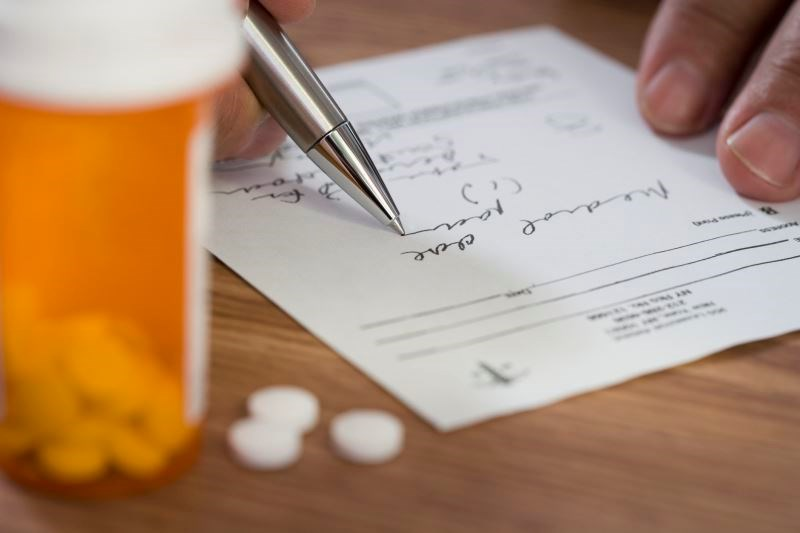 Comprehensive Initiative Has Positive Impact on Opioid Prescribing