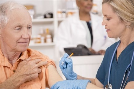 Multiple flu vaccinations may prevent death, serious infection