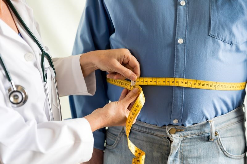 Obese patients were found to be 1.65 times more likely to have significant undiagnosed medical conditions compared with other patients.