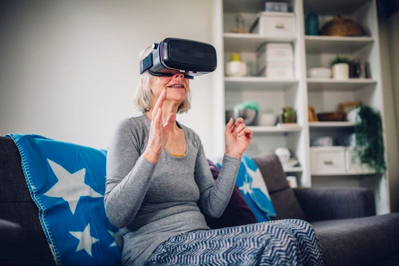 Five Uses for Virtual Reality in Healthcare