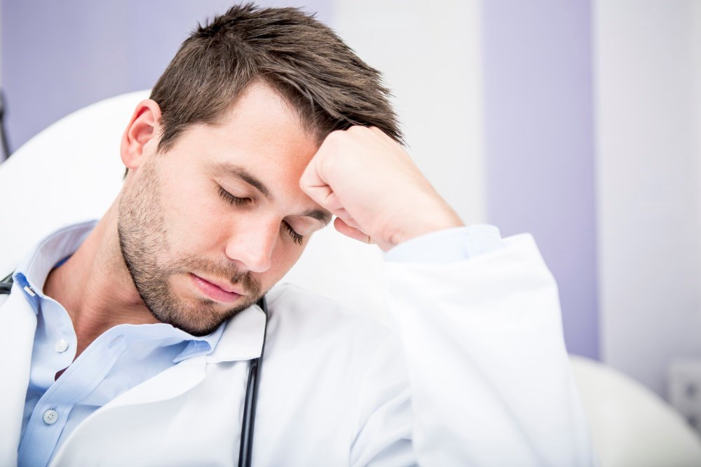 Residents' Sleep Deteriorates During Training