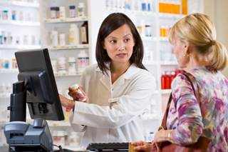 Nearly 12% of comments intended for pharmacists were never received.