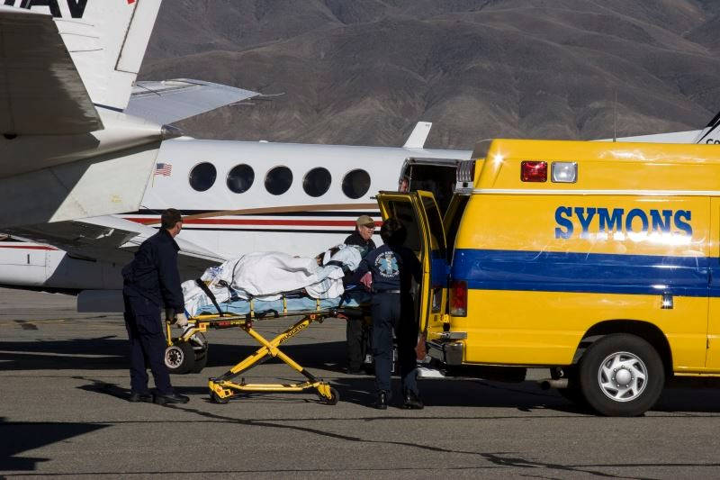 One physician explains his reasoning for wanting to respond to an in-flight medical emergency.