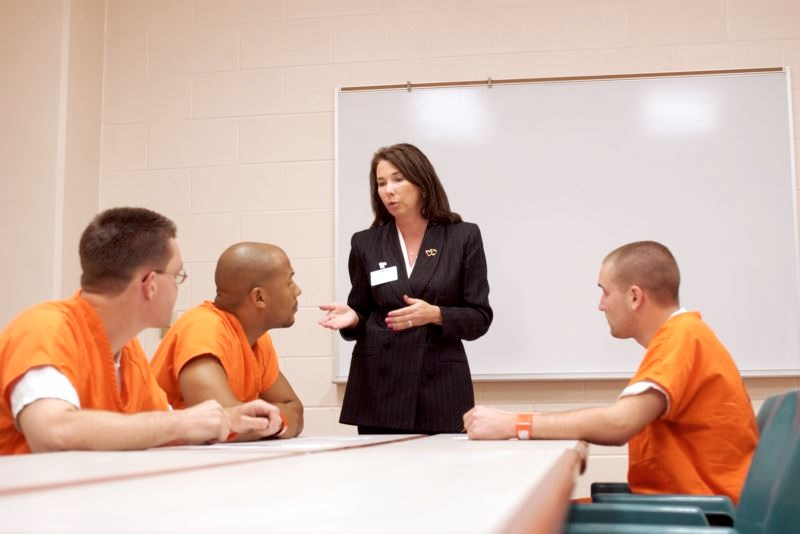 "The ""teach-to-goal"" process assesses comprehension of research participation and will ensure that participation among incarcerated individuals is both voluntary and informed."