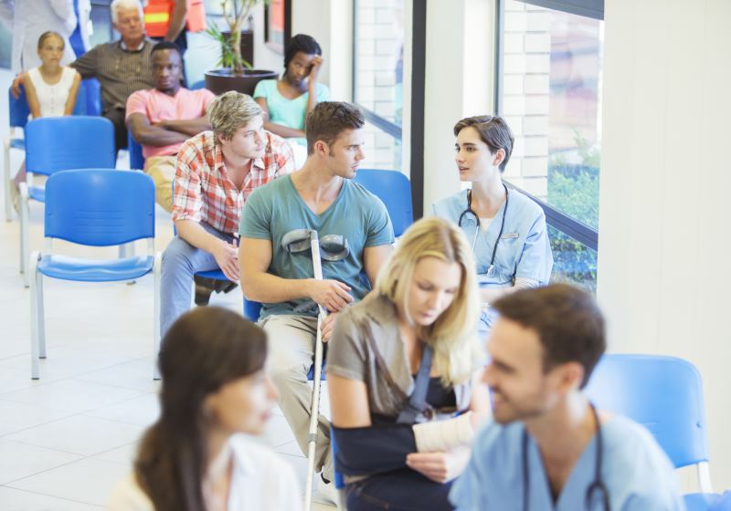 Overcrowding In The Emergency Department Causes