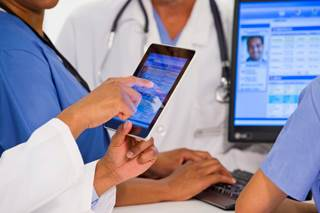 The Office of the National Coordinator for Health Information Technology aims to address issues associated with EHR burden for physicians.