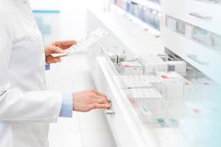Overpayments are more common with generic vs brand-name drugs.