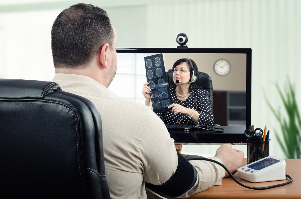 Few Physicians Work in Practices That Use Telemedicine