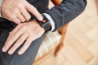 The smartwatch algorithm was trained using 139 million heart rate measurements.