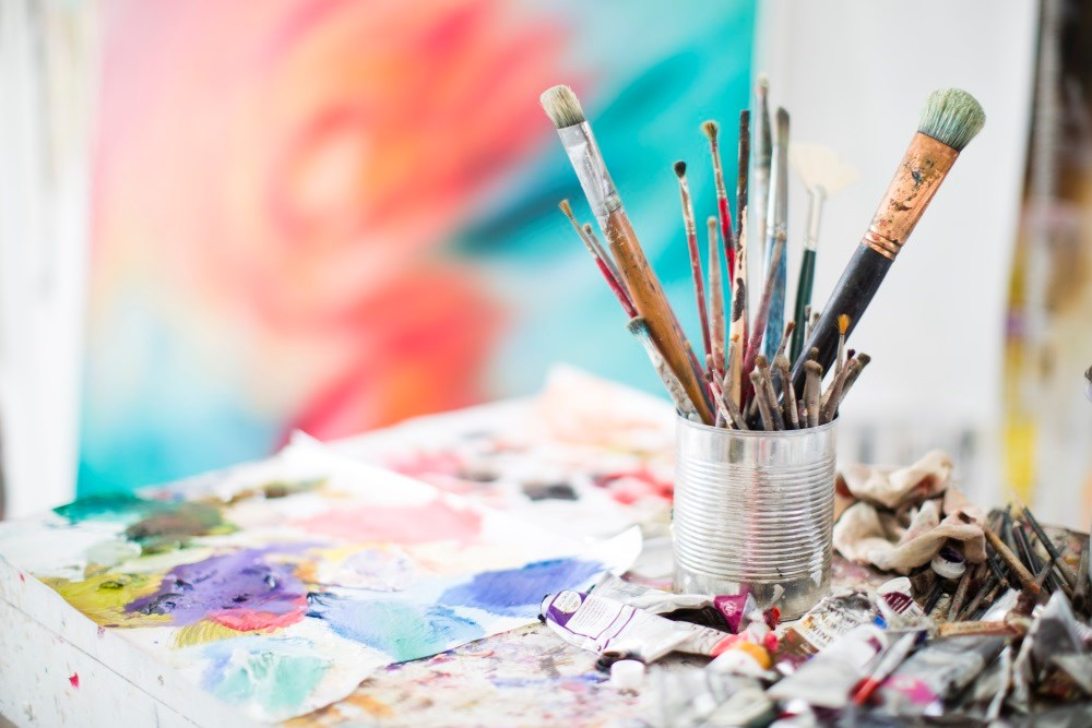 Art Intervention May Be Beneficial for Patients With Cancer