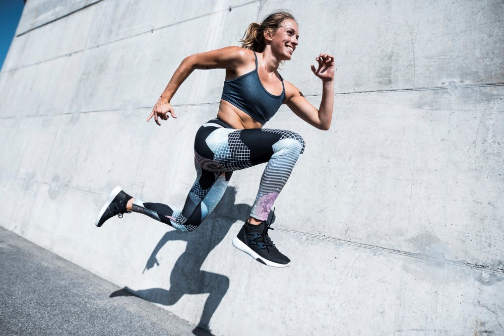High-intensity interval training, which typically involves short bursts of high-intensity exercise followed by a short period of rest or recovery, topped the list of 2018 exercise trends.