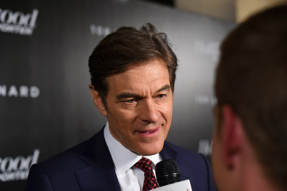 Physician-turned-TV personality Dr Mehmet Oz is at it again.