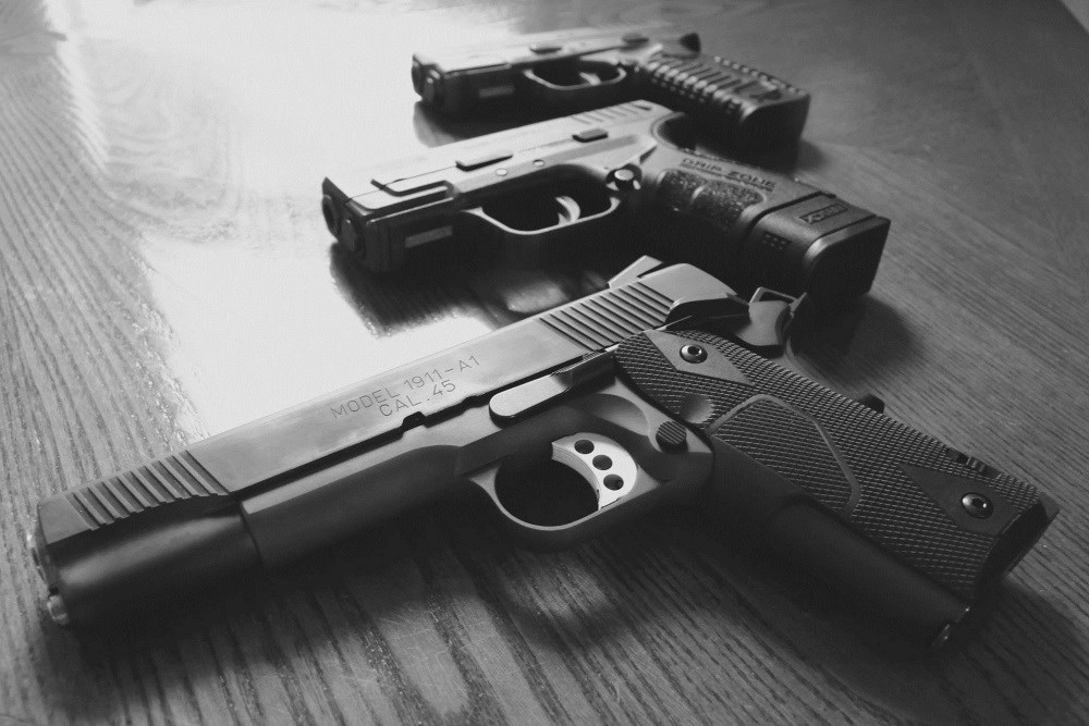 Gun violence in the United States claims the lives of nearly 100 people per day.