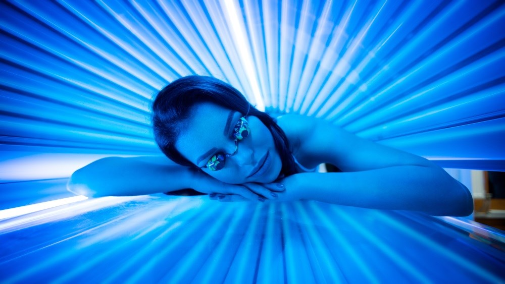 Facial Morphing Program May Deter Young Adults From Tanning