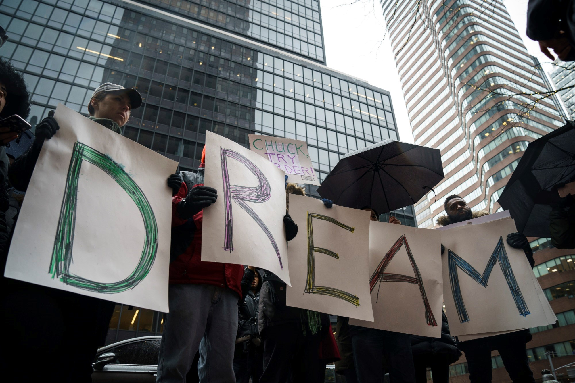 Dreamers have expressed lower self-esteem and higher rates of chronic disease after the repeal of DACA.