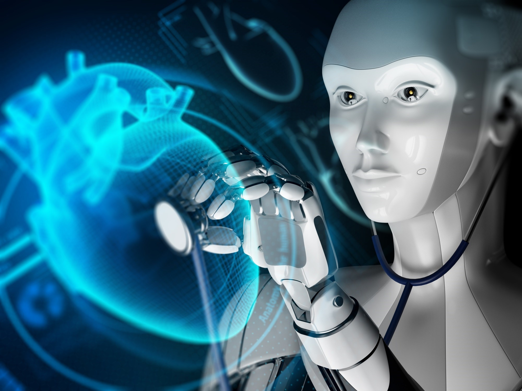 The Future Of Robot Physicians: Is Artificial Intelligence Poised to Take Over Medicine?